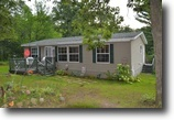Wisconsin Land 1 Acres Cozy Country Retreat!  Year Round Home