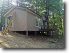 12 Acres Cabin near Letchworth State Park