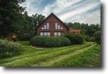 Virginia Farm Land 9 Acres Log Home, Weekender in Floyd County VA!