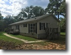 Georgia Land 1 Acres Move In Ready Home with Open Floor Plan