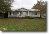 Georgia Land 2 Acres Charming Ranch w/Rocking Chair Front Porch
