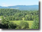 Virginia Farm Land 9 Acres Organic Mountain Farm/View Property