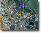 Florida Land 38 Acres St. Petersburg Residential Development