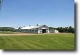188 Acre Horse Farm - Spectacular Setting