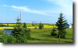 Saskatchewan Farm Land 400 Acres Beautiful Small Saskatchewan Farm and Yard