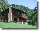 Tennessee Land 30 Acres 30 AC W/ Rustic Cedar Siding HM of 3488 SQ