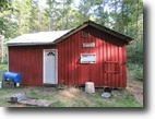 30 Acres Cabin borders Forest Lorraine NY