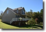 Virginia Land 6 Acres Beautiful Home Near Golf Course in Floyd V