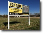 Missouri Land 5 Acres Commercial Development Lot Spring Hill, KS