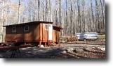 12 Acres Cabin & Camper in German NY