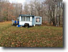 5 acres Furnished Camp in West Almond NY