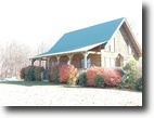 Virginia Land 1 Acres Spacious 3 Bed 2 Bath Log Home w/Loft