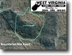 West Virginia Farm Land 88 Acres 656 C Deadfall Run Road  MLS 103268