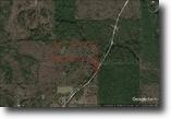 Mississippi Hunting Land 17 Acres Land For Sale in Sturgis, MS