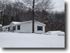 Michigan Land 4 Acres Secluded home in nice wooded setting