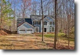 Georgia Land 2 Acres Private Lot, Recently Renovated,2500+ sqft