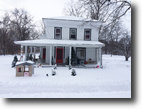 House on West Main Street in Angelica NY