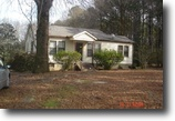Mississippi Land 3 Acres 3bd/1ba Home For Sale in Louisville, MS