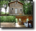 Tennessee Hunting Land 6 Acres 5.99 Ac w/ Rustic Cabin on Doug Luna Rd