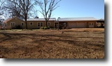 Mississippi Land 6 Acres 4bd/3ba Home on 6.4ac - Oktibbeha Co,