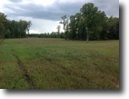 73 Acre Rolling Farm Land-Water & Electric