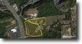 Kentucky Land 20 Acres Prime Sevierville Commercial Land