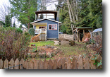 British Columbia Land 19 Square Feet Beautiful view cottage in Gibsons BC