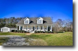 Private 5 BR/3.5 Bath Cape Cod on 12 Acres