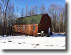 14 acres Cabin near Ellicottville NY