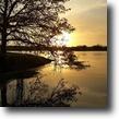 Oklahoma Land 100 Acres Beautiful Deep Water Front Lot