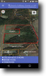 31.33 acres partially wooded land butting