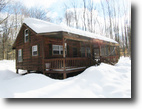 New York Hunting Land 8 Acres Woodland Cabin near State Forest