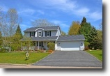 Well Maintained City of Green Lake Home