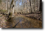 Remote acreage in Cherokee National Forest