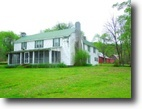 51.11 Acres Home, Barns, Creek, Pastures,