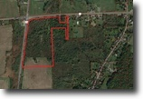Ontario Farm Land 38 Acres Prime Corner Lot, 37.5Ac in Niagara Region