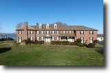 Virginia Waterfront 2 Acres 12BR /12½BA Rappahannock River Ft Mansion