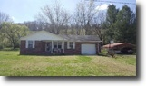 Brick Home and .60 Acres in Clay County