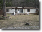 Virginia Waterfront 1 Acres Country Home Near River in Shawsville VA