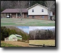 56.49 Acres & home in Clay County