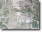 Michigan Waterfront 13 Acres 10 prime commercial Reed City!! $299,000