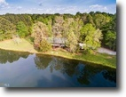 Home on 45 Acres w/Lake, Barn & Apartment