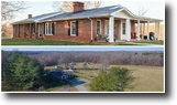 40 Acres w/Immaculate 3 BR/3 BA Home, Barn