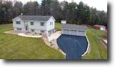 Virginia Land 1 Acres For Sale:4 Bedroom 3 Bath Split-Foyer Home