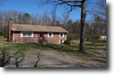 Virginia Land 2 Acres 3BR Brick Home w/Basement & Pool on 2 Ac.