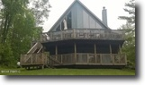 Michigan Waterfront 1 Acres Gorgeous Lake Front Home!!