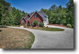 Georgia Farm Land 3 Acres Grand 3 BD/2.5 BA home on Full Finished Ba