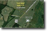21+/- Acres w/780' +/- of Rt. 15 Frontage