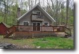 Pennsylvania Land 1 Acres Charming Lake Home