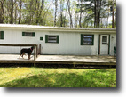 5 acres Furnished Mobile Home Clarksville